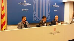 Presentació dels contractes programa a Lleida