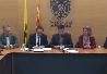 Signatura de convenis amb els consells comarcals de muntanya.
