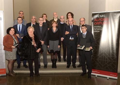 3a edició dels Premis Alfons Ortuño