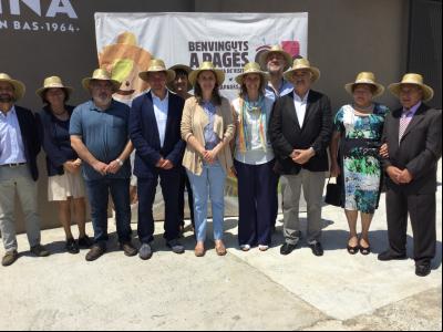 La pagesia d'arreu de Catalunya obrirà les portes del 3 al 5 de juny amb Benvinguts a Pagès