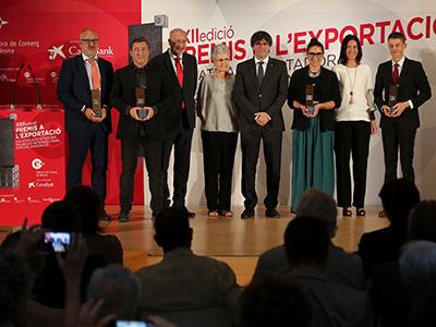 Premis a l'Exportació de la Cambra de Girona