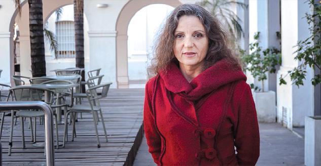 Sandra Díaz. Foto: Agència UNCiencia - UNC - Argentina