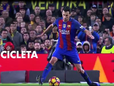 Fotograma vídeo campanya turisme Gira FC Barcelona