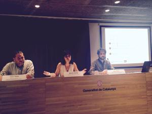 Presentació resultats de l'acció participativa Carnet Jove