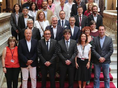 Catalan parliament passes ambitious climate change law