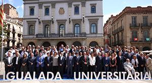 El president Puigdemont ha presidit la presentació del Pla estratègic Campus Universitari d'Igualada-Universitat de Lleida