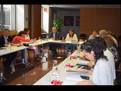La consellera Meritxell Serret presidint la creació de la comissió sobre Despoblament Rural
