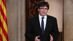 El president Puigdemont