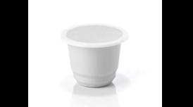Càpsula de cafè compostable de Cafès Novell.