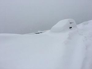 Espot i Port Ainé nevat
