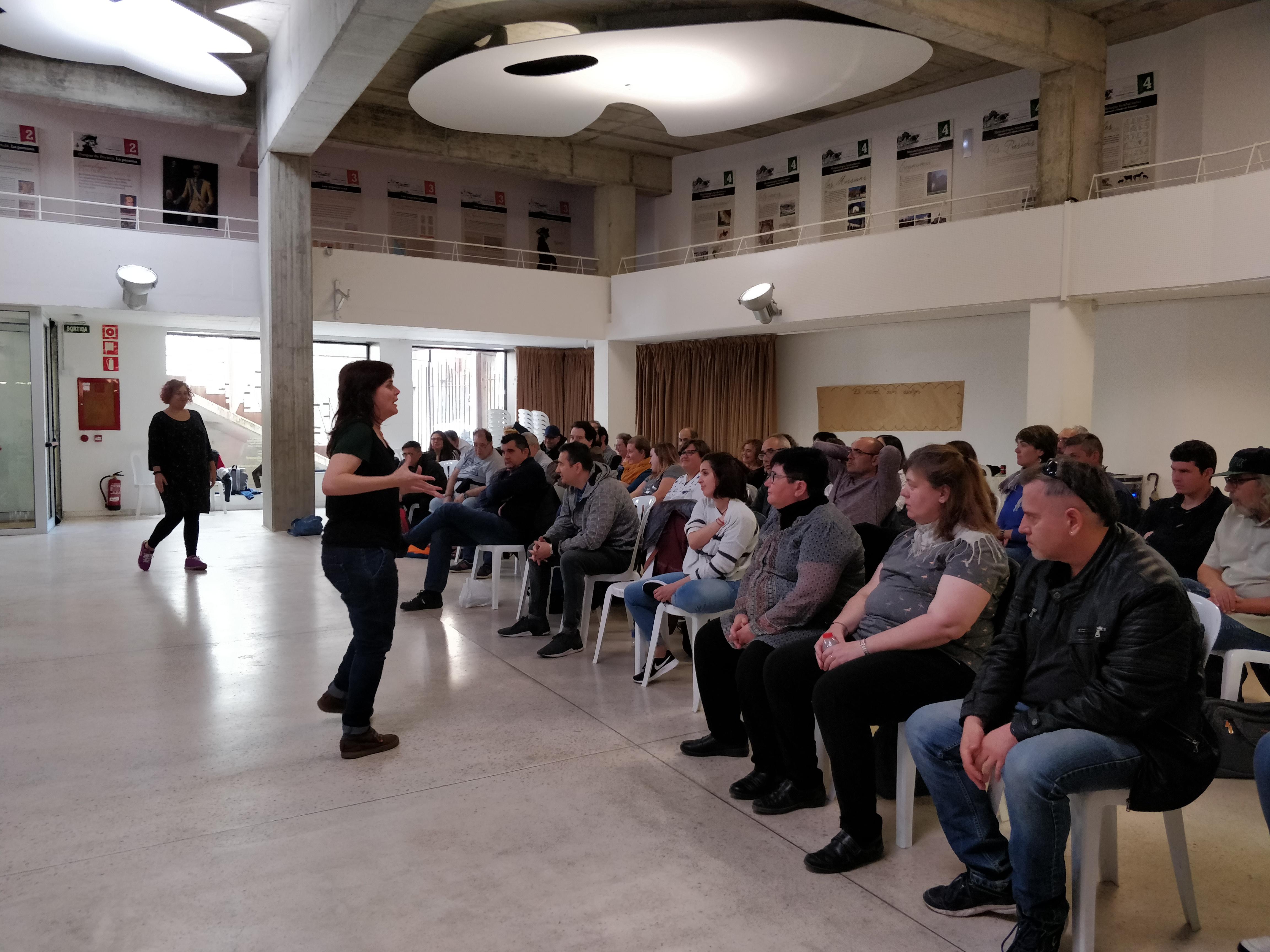 Balaguer acull la trobada anual dels grups 'Amb Experiència Pròpia'