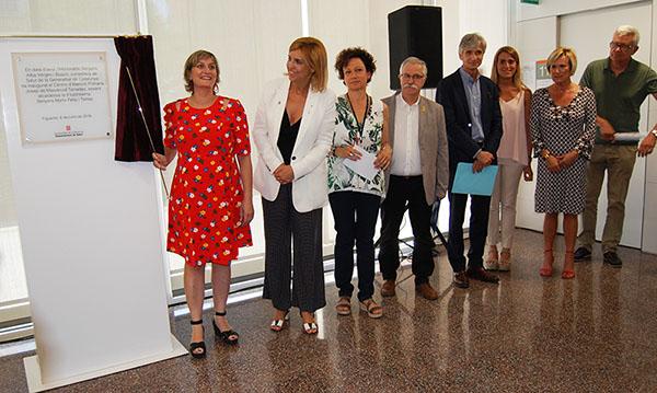 Inauguració del nou CAP Josep de Masdevall Terrades de Figueres