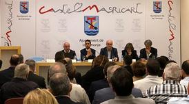 Taula de la Qualitat de l'Aire de Tarragona.