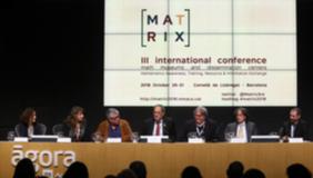 Presentació III Congrés Matrix