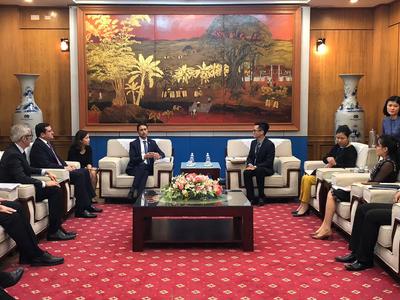 Reunió Vietnam Airlines