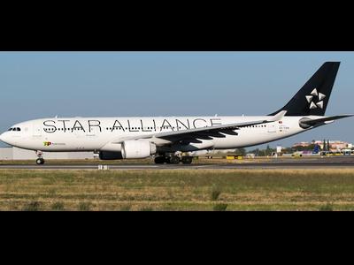 Imatge d'un A 330-200 com el que demà aterrarà a Lleida-Alguaire.