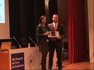 FiraReus amb el Premi a la Innovació de les Fires de Catalunya 2018