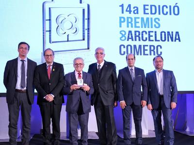 14a edició dels Premis Barcelona Comerç