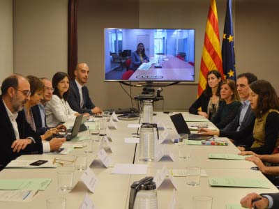 Comissions Interdepartamentals