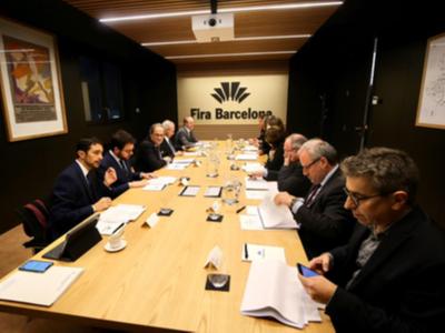 Nou president Fira de Barcelona