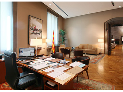 El Govern acorda garantir als expresidents de la Generalitat l'atenció i el suport que necessitin en totes les etapes de la vida