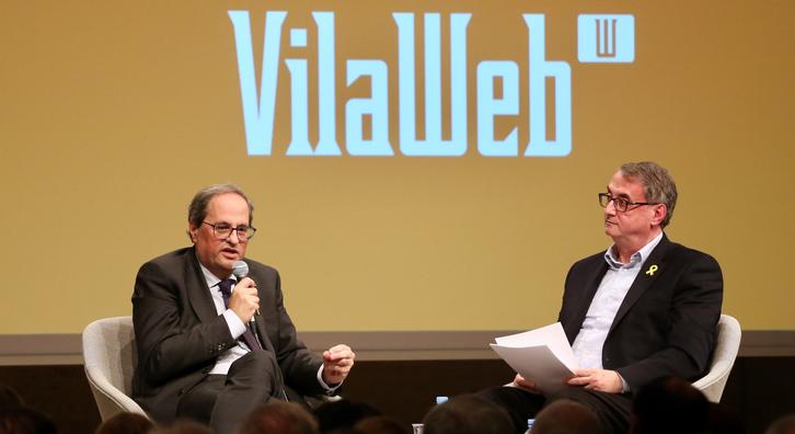 Conversa Vilaweb