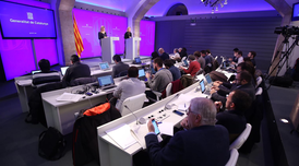 National Pact for the Knowledge Society, a shared strategy of universities, research institutions and the productive economy to build Catalonia's future