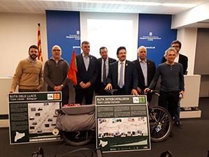 Cicloturisme Lleida interCatalunya