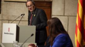 El president Torra ha clos l'Any Montserrat Abelló
