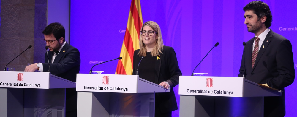 Presentation of the Catalan government's 5G strategy