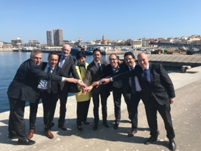The Costa Brava ports of Palamós and Roses are expected to receive 60,000 passengers over the 2019 season, an increase of 18% on the previous year. The Minister for Territory and Sustainability, Damià Calvet, announced this new record at the presentation of this year's season, held today at the Port of Palamós.