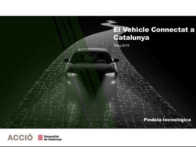 presentació vehicle connectat