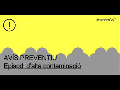 Avís preventiu