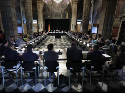 Plenari Pacte Nacional per a la Mobilitat
