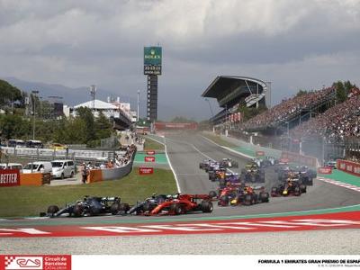 El Govern autoritza la pròrroga per un any del contracte per a l'organització del Gran Premi de Fórmula 1 a Catalunya