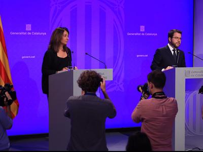 El Govern recupera i impulsa la definició d'una política fiscal corporativa de la Generalitat