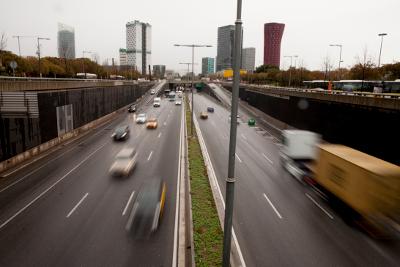 Campanya preventiva per aturar la velocitat excessiva