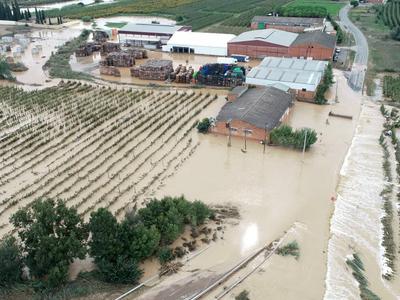 El Govern impulsa un paquet de mesures urgents per pal·liar els danys ocasionats per les pluges torrencials i les riuades de la setmana passada