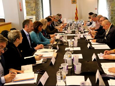 Comissió territorial Pallars Sobirà