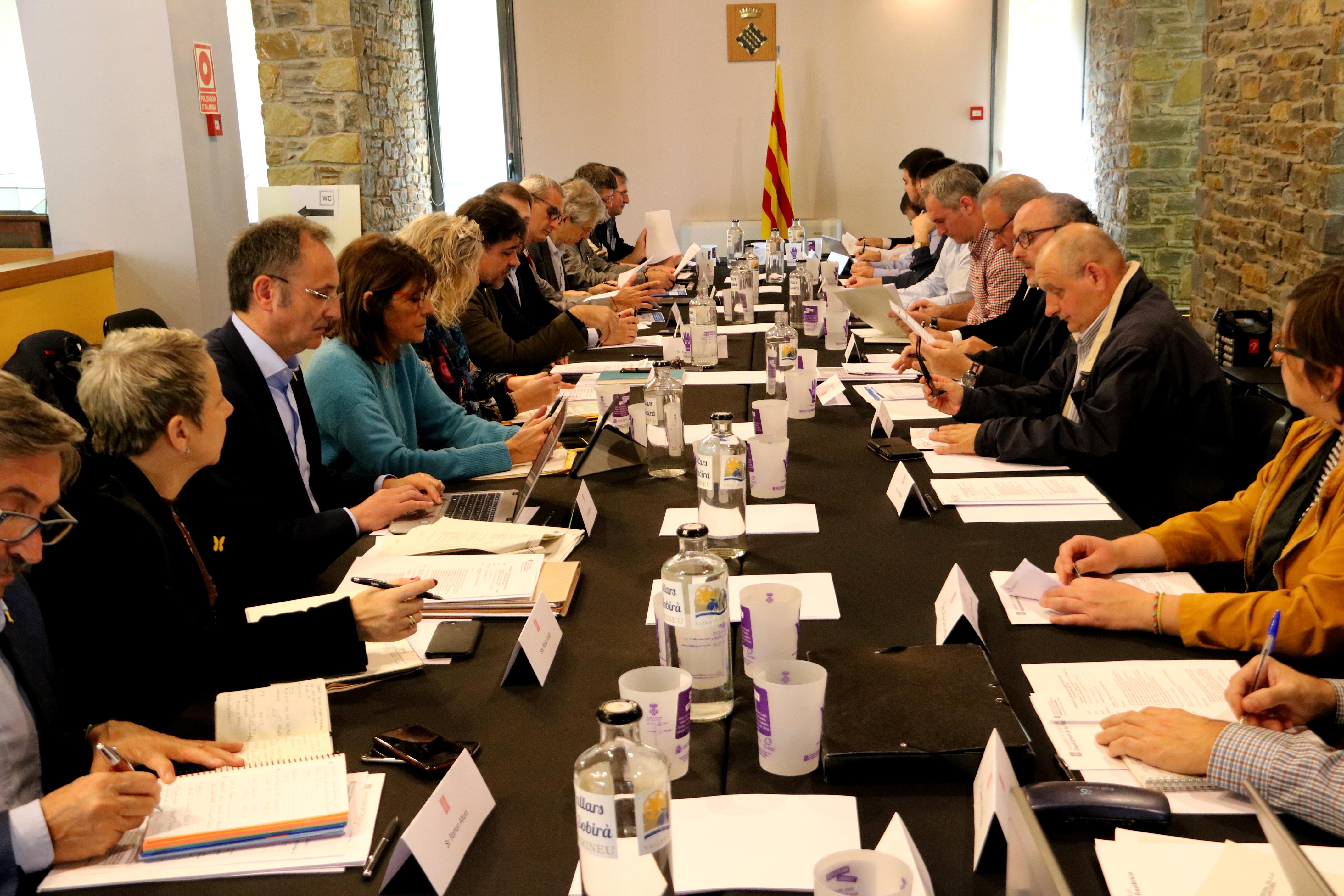 Comissió territorial Pallars