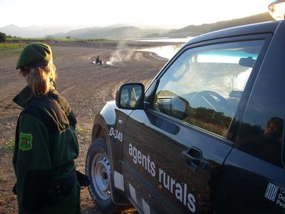 El Govern aprova el reglament d'armes per reforçar la seguretat del cos d'Agents Rurals