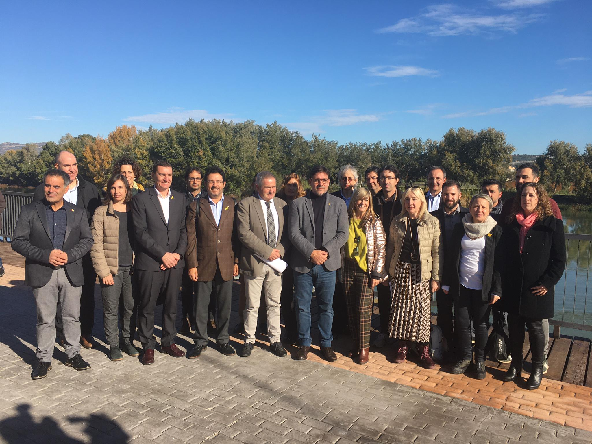 El govern constitueix la Comissió Territorial per a  l'estratègia de dinamització socioeconòmica 'Un país d'oportunitats, un país viu' a la Ribera d'Ebre