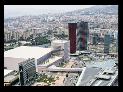 Fotografia del projecte d'ampliació