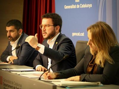 El Govern proposa situar el salari mínim català de referència en 1.239 euros