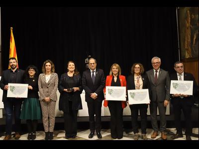 Guardons del Turisme de Catalunya 2019