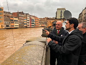 ACA Girona embassaments temporal