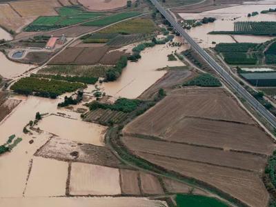 El Govern destina més de 10 milions d'euros per reparar els danys del temporal de finals d'octubre a lleres de les conques internes