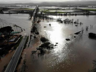 El Govern aprova una primera partida d'11 milions d'euros per pal·liar els efectes del temporal Glòria