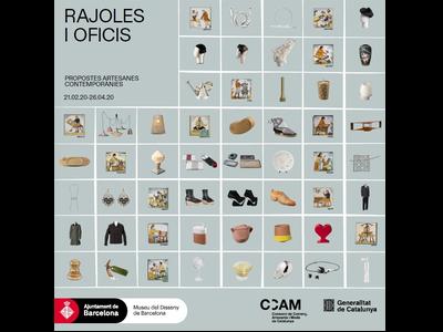 Exposició al Centre d'Artesania Catalunya
