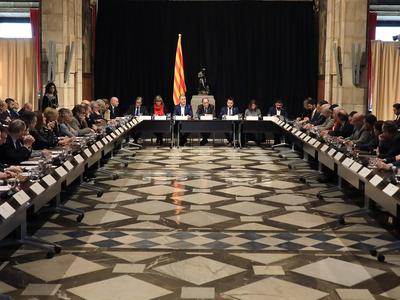 Reunió post MWC